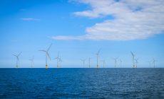 Offshore Wind Turbine in a Windfarm